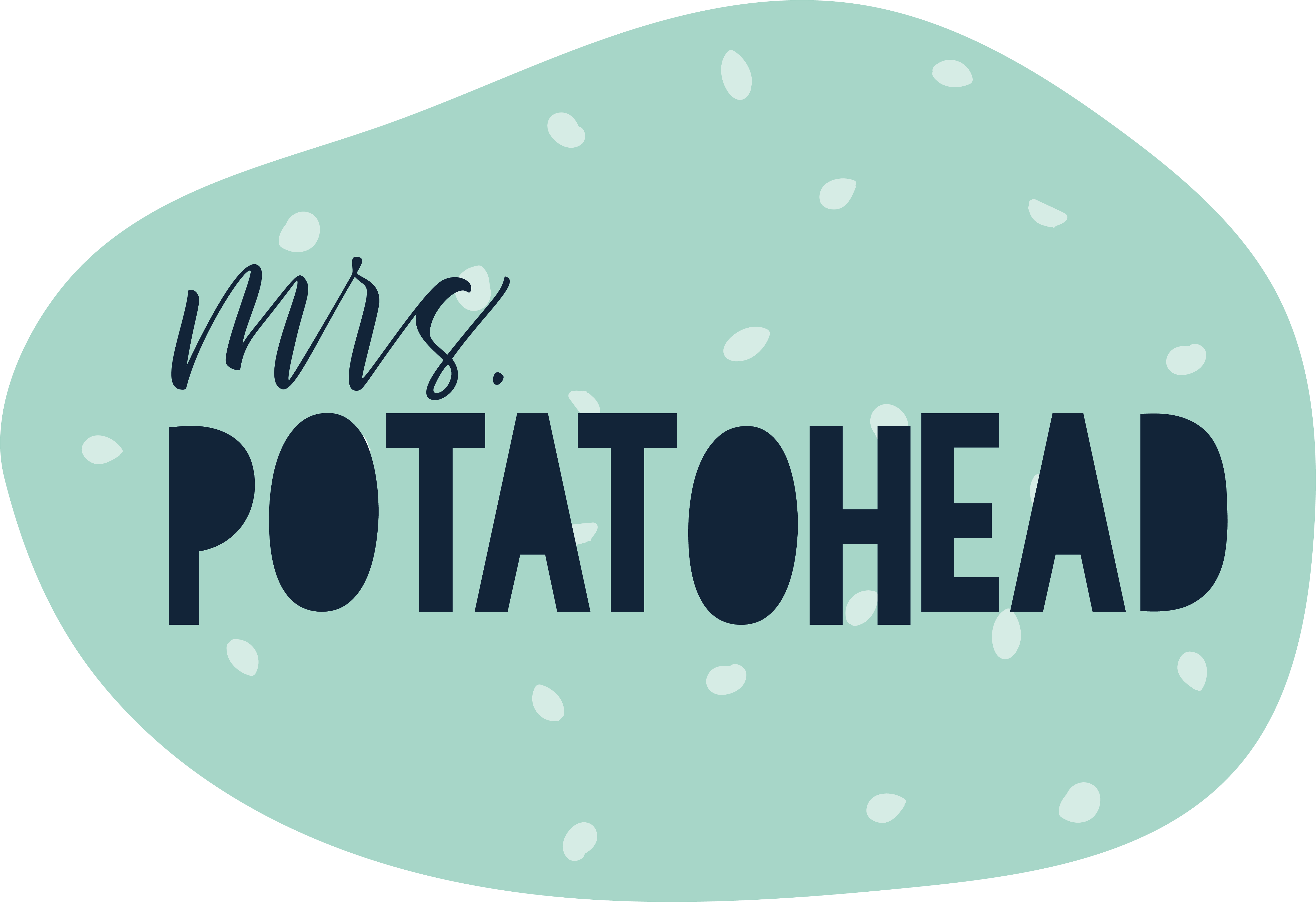Mrs Potatohead